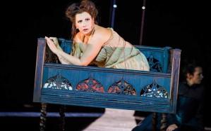 Anna Bolena - Donizetti - Welsh National Opera - 7th September 2013Giovanna Seymour (Jane Seymour) - Katharine GoeldnerAnna Bolena (Anne Boleyn) - Serena FarnocchiaSmeton (Mark Smeton) - Faith ShermanEnrico (Henry VIII) - Alastair MilesLord Rochefort - Da