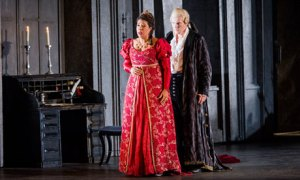 Tosca, by the Welsh National Opera