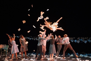 NECESSITY, AGAIN, Cedar Lake Contemporary Ballet, Baden Baden, Germany.