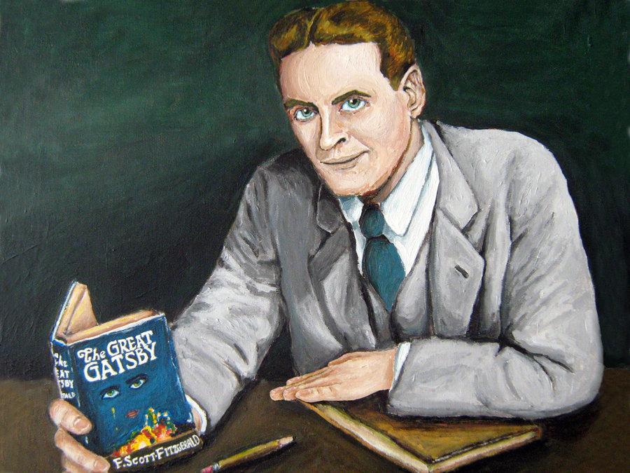 F Scott Fitzgerald  Wikipedia